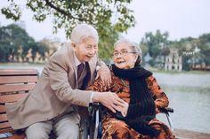 """70 năm ngọt ngào của cặp vợ chồng """"tình em duyên chị"""""""