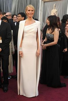 Gwyneth Paltrow at Red Carpet 2012 (Tom Ford dress)