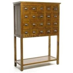 Card catalog would be great for craft supplies.