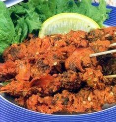 Resep Masakan Sate Kerang Bahan: - 3 sdm minyak untuk menumis - 400 gr kerang darah, tanpa kulit - 1 sdm kecap manis - 100 ml air - ...