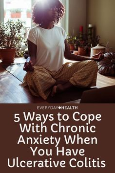 Everyday Health blogger Brooke Bogdan shares how she has learned to manage stress and anxiety since being diagnosed with UC in 2012.
