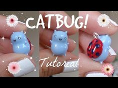 Puppycat Collab Tutorial - Bee and Puppycat Inspired feat. Polymomotea - YouTube