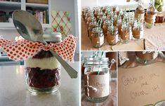 Como hacer manualidades con frascos vidrio para cumpleaños
