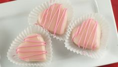 How to Make Valentine's Heart Petit Fours