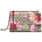 Gucci Padlock Blooms Shoulder Bag