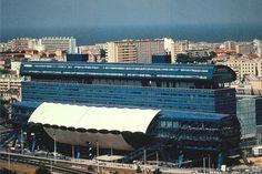 Will Alsop; The Big Blue Marseilles, 1993 - Google Search