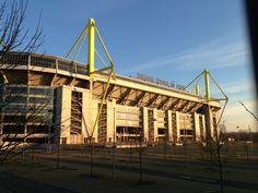 Signal Iduna Park in Dortmund, Nordrhein-Westfalen