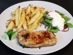 """""""Tex-Mex"""" – Steaks mit OfenpommesSelfConcept of Jay 