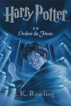 J.K. Rowling - Harry Potter e a Ordem da Fênix**** (RELEITURA)