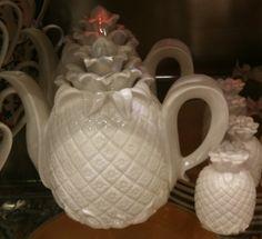 Zara Home - Pineapple Tea Pot