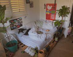 Dream Rooms, Dream Bedroom, Room Ideas Bedroom, Bedroom Decor, Bedroom Inspo, Room Ideias, Indie Room, Cute Room Decor, Pretty Room