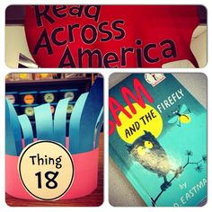 Like the Thing one headbands! rimary Punch: Dr. Seuss