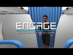 ENGAGE - VR Conferencing, makes it easy to collaborate and learn through virtual reality. Perfect for educators, trainers and corporate teams. Virtual Reality Videos, Education And Training, Augmented Reality, Collaboration, Trainers, Entertaining, Teaching, Easy, Cgi