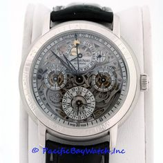 Audemars Piguet Jules Audemars Equation of Time Skeleton 25963PT.OO.D002CR.01