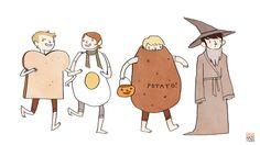 hipster hobbit halloween costumes