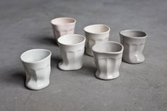 Melting cups by Joon & Jung