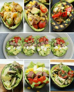 Top 10 Health Benefits Of Avocados Healthy Eating Recipes, Healthy Snacks, Cooking Recipes, Healthy Eats, Fresh Salad Recipes, Avocado Recipes, Avocado Health Benefits, Crudite, Western Food