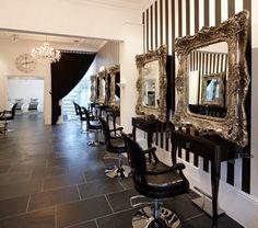 Salon goals! Belle Toujours, Cardiff, Wales, UK. www.belletoujours... #Salon…