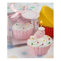 Jolie bougie décorative pour la sweet table, en cadeaux aux invités ou sur le gâteau