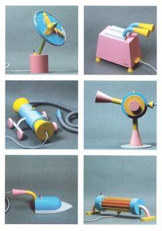 Electrodomesticos Girmo por Michele de Lucci, 1979