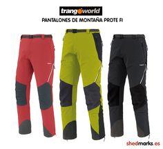 de026934bd13c Nuevos colores de pantalones de montaña TrangoWorld Prote Fi para hombre  http   www