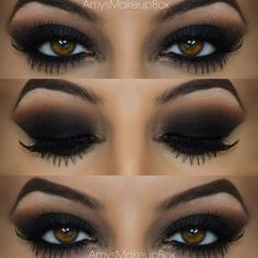 15 Step By Step Smokey Eye Makeup Tutorials for Beginners