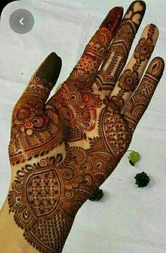 Khafif Mehndi Design, Latest Bridal Mehndi Designs, Stylish Mehndi Designs, Full Hand Mehndi Designs, Mehndi Designs Book, Mehndi Designs For Girls, Mehndi Designs For Beginners, Mehndi Design Photos, Mehndi Designs For Fingers