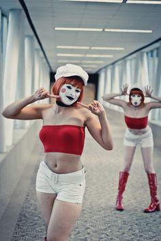 Dee dee twins cosplay — photo 15