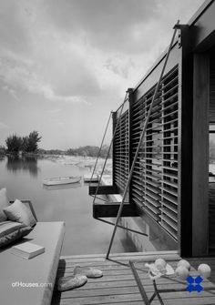 Paul Rudolph /// Healy Guest House (Cocoon House) /// Siesta Key, Sarasota, Florida, USA /// 1950