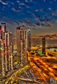 Dubai Night   ✤ LadyLuxury✤