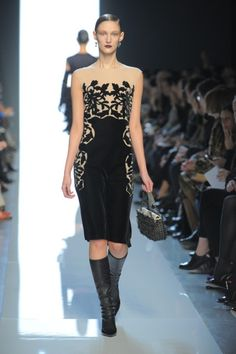 Bottega Veneta Autumn 2012 RTW
