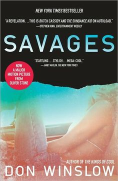 Savages - Just finished - well written but terrifying and violent