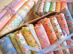 Lecien fabric love