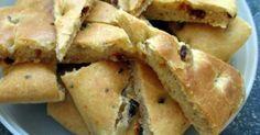 recept, focaccia, bakken, brood, Italie, meel