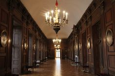 The Oak Gallery at Schloss Charlottenburg in Berlin