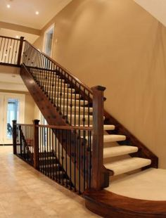 1000 Images About Open Stairs On Pinterest