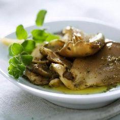 Μανιτάρια πλευρώτους αυγολέμονο - Συνταγές - Tlife.gr