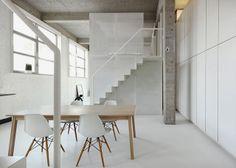 MARQ / selección / vivienda loft / Bruselas, Bélgica