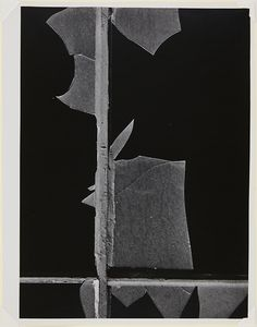 Aaron Siskind (American, New York City W 1 1947 Gelatin silver print Monochrome Photography, Abstract Photography, Still Photography, Fine Art Photography, Aaron Siskind, Gelatin Silver Print, Iconic Photos, Chiaroscuro, Shades Of Black