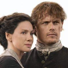 Outlander Season 4, Serie Outlander, Sam Heughan Outlander, Claire Fraser, Jamie And Claire, Jamie Fraser, The White Princess, Drums Of Autumn, Starz Series