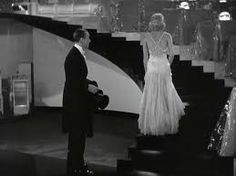 ginger rogers white dress swing time - Google Search