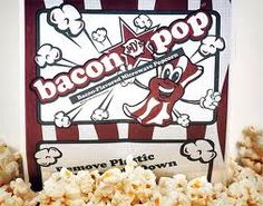 bacon pop, competition