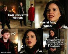 Lol Regina ;)