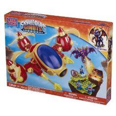 Brandon - Amazon.com: Mega Bloks Skylanders Arkeyan Copter Attack: Toys & Games