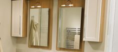 Mirrors - Utopia Bathroom Furniture - http://www.utopiagroup.com/