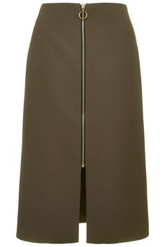 The Solution: Petite-Specific MidisPencil-skirt deniers will find love in a hopeless place with this olive-hued style. Not only does it have the structured fit recommended by stylists, but it also comes in at that petite-friendly midi length that can be hard to find.