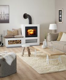 31 Small Minimalist Decor Ideas To Update Your Living Room - Stylish Home Decorating Designs Beach Fireplace, Home Fireplace, Home Living Room, Living Room Decor, Sweet Home, Ideas Hogar, Love Home, Small Apartments, Diy Home Decor