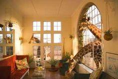 Giraffe Hotel-Narobi