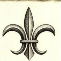 "The history of the fleur de lis (sometimes spelled fleur-de-lys) is ""flower of the lily"". This symbol, depicticting a stylized lily or lotus flower, has many meanings. Traditionally, it has been used to represent French Royalty, and it is said to signify perfection, light, and life. In the twelfth"