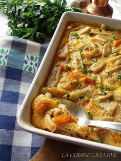 La cuisine creative: Mirisno i ukusno: čorbica i gratan od boranije